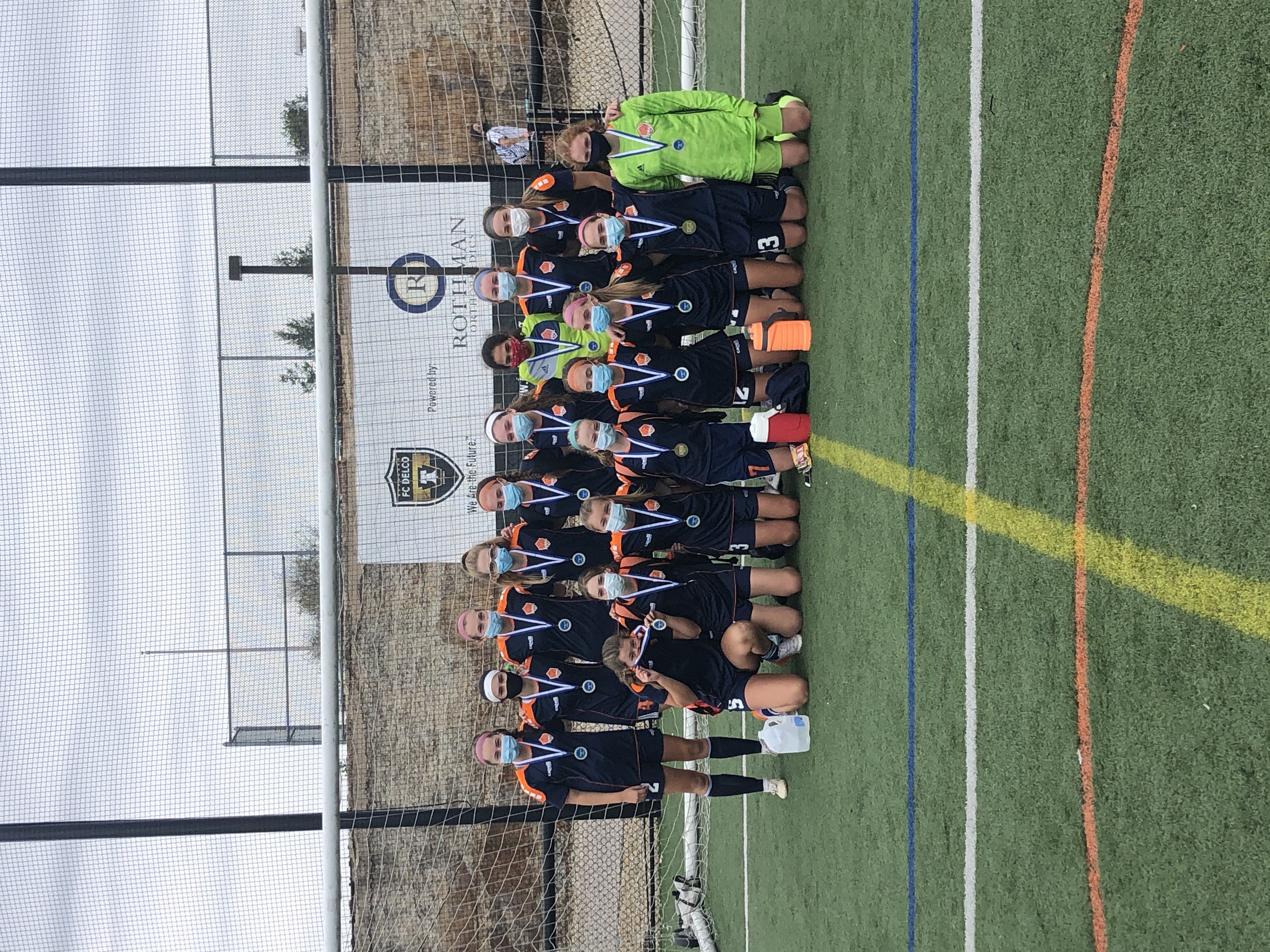 The 1776 2007 Girls WIN IT ALL at the Columbus Day Explorer Cup