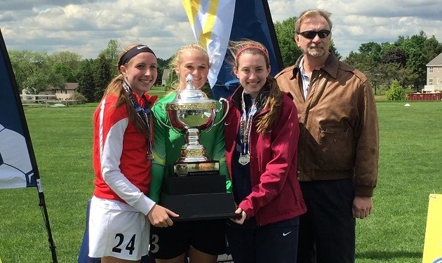 Bob Urban Gets Recognized In Eastern Pennsylvania Youth Soccer's State Cups