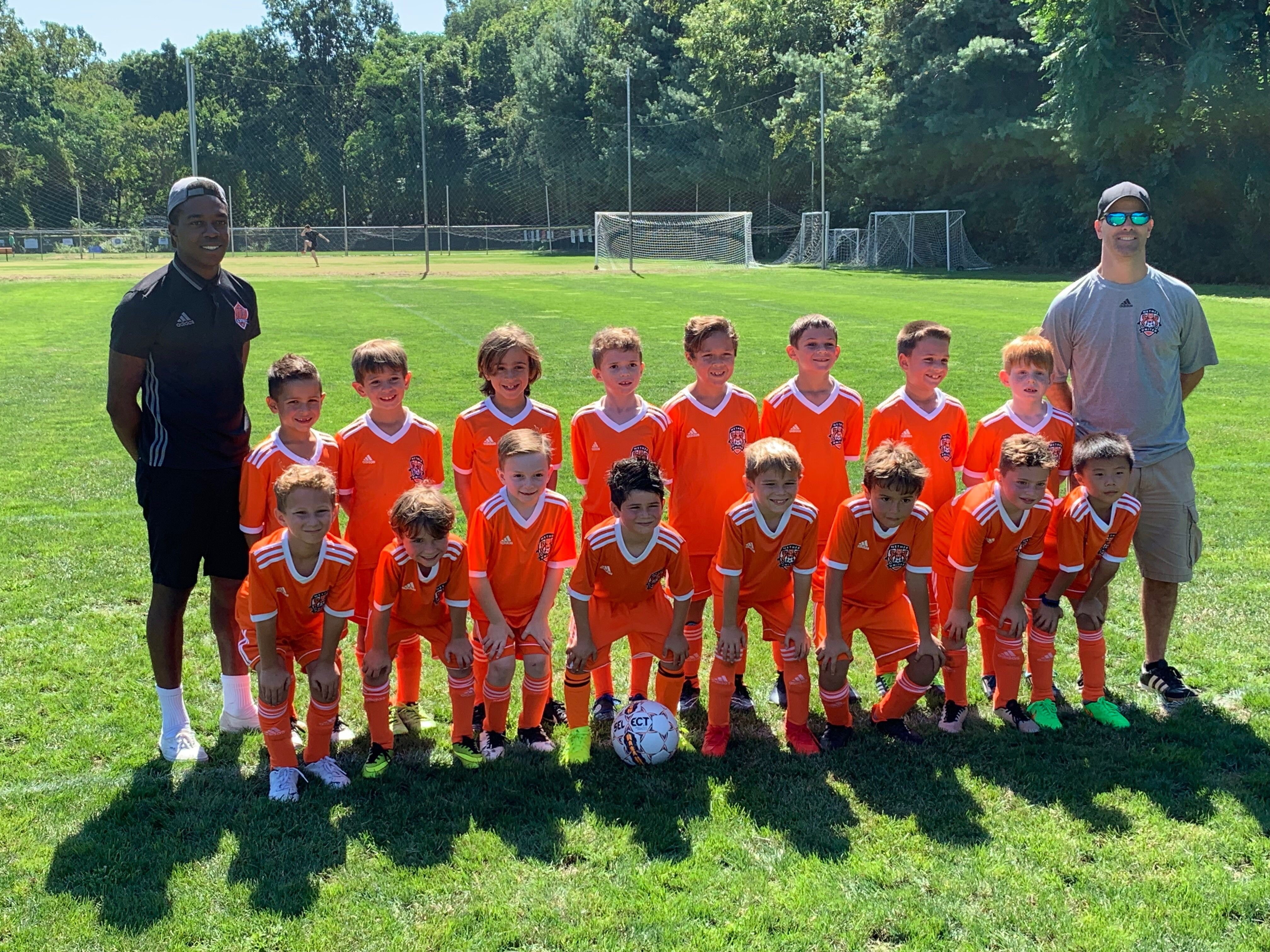 Nether United U8 Boys